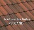 Les briques en bois brikawood produit for Redland tuile